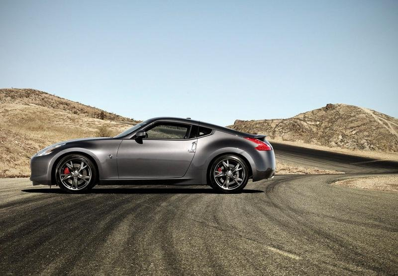 2010 Nissan 370Z 40th Anniversary Edition High Resolution Exterior - image 347009