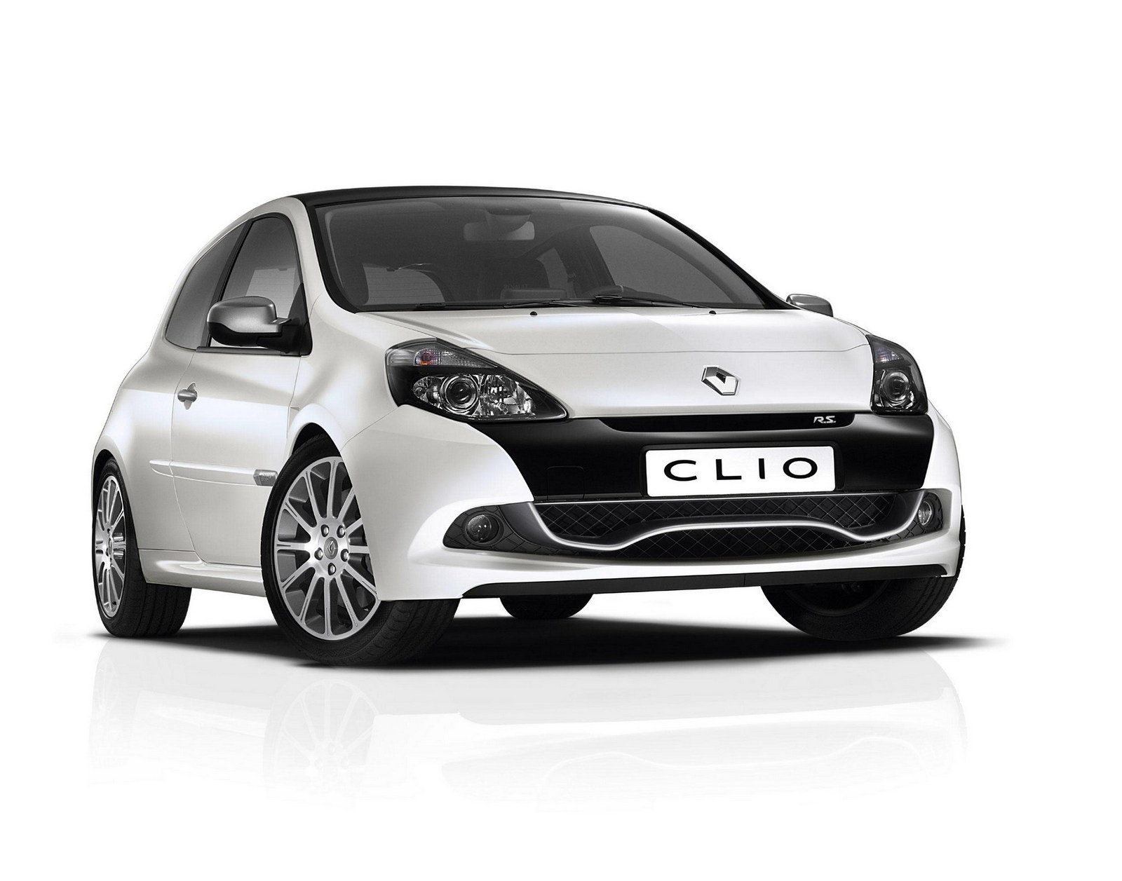 2010 renault clio rs 20th review top speed. Black Bedroom Furniture Sets. Home Design Ideas