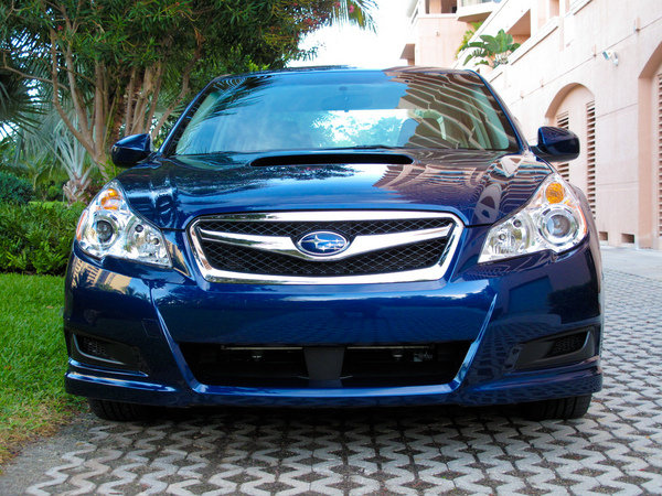 Rumors Bar And Grill >> 2010 Subaru Legacy 2.5 GT | car review @ Top Speed