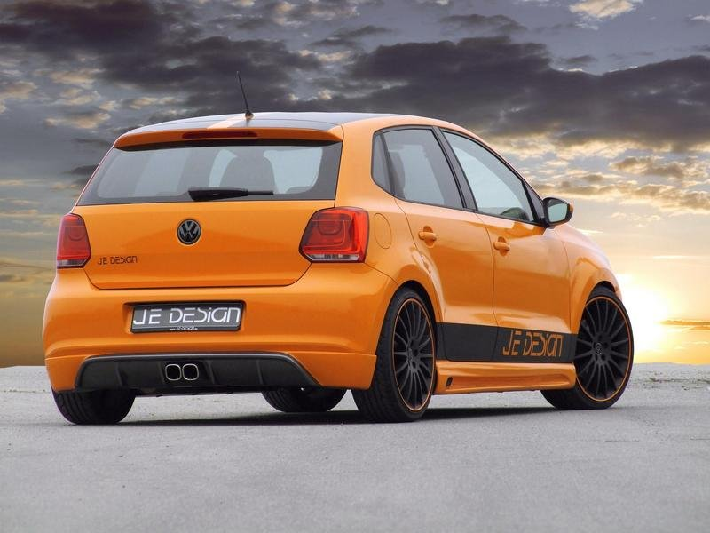 2010 Volkswagen Polo by JE Design