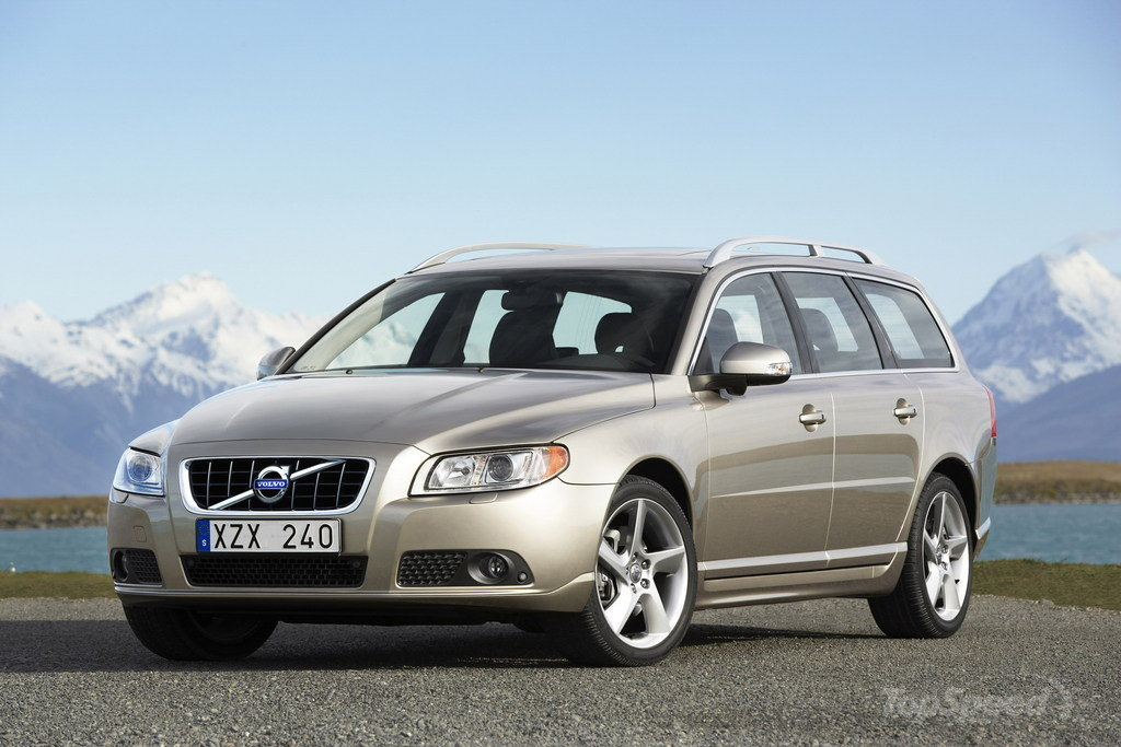2010 Volvo V70 High Specification