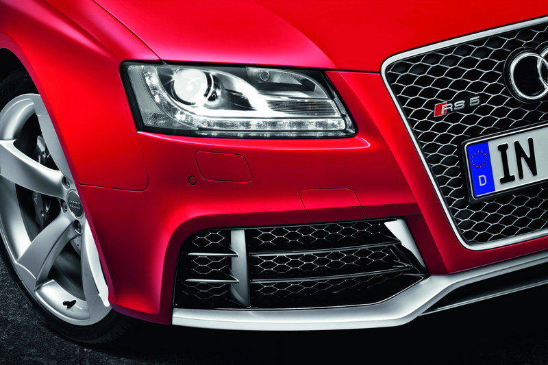 2011 Audi RS5 High Resolution Exterior - image 349454