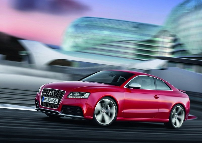 2011 Audi RS5 High Resolution Exterior Wallpaper quality - image 349450