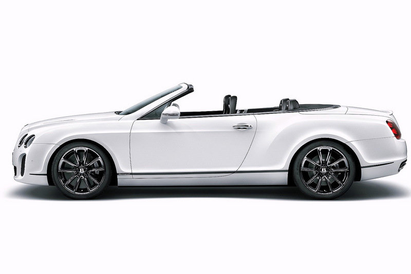 2011 Bentley Continental Supersports Convertible High Resolution Exterior - image 348517