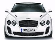 2011 Bentley Continental Supersports Convertible - image 348518