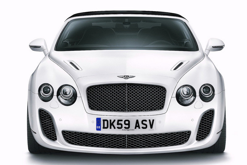 2011 Bentley Continental Supersports Convertible High Resolution Exterior - image 348518
