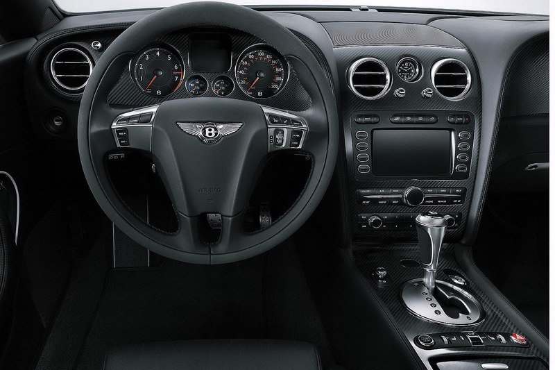 2011 Bentley Continental Supersports Convertible High Resolution Interior - image 348519