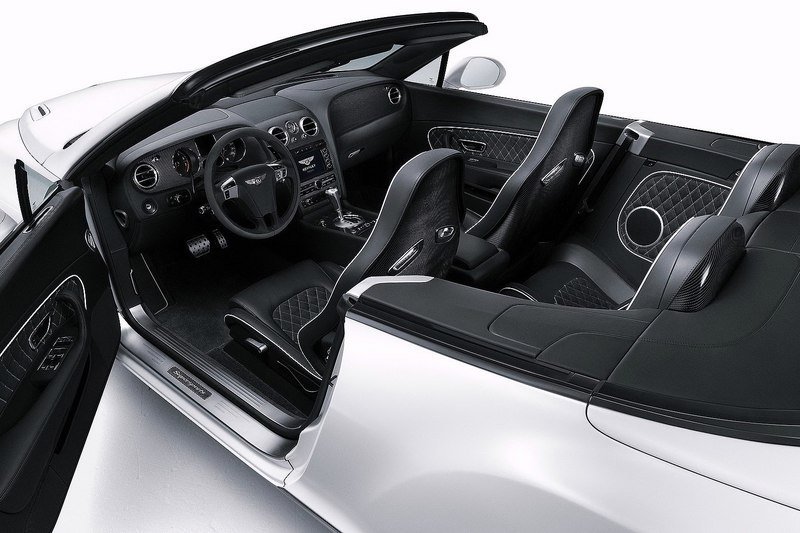 2011 Bentley Continental Supersports Convertible High Resolution Interior - image 348520