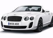 2011 Bentley Continental Supersports Convertible - image 348521
