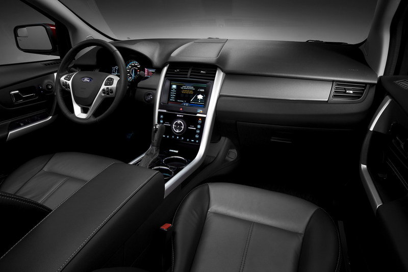 2011 - 2014 Ford Edge High Resolution Interior - image 346909