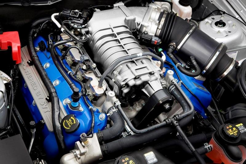 2011 Ford Shelby GT500 High Resolution Drivetrain - image 346240