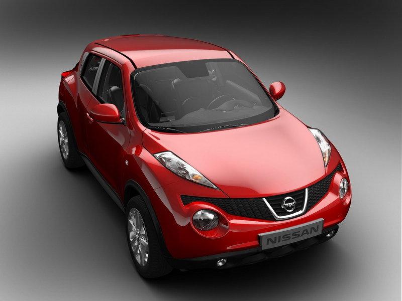 2011 Nissan Juke High Resolution Exterior - image 347080