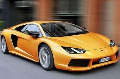 2012 Lamborghini Jota rendered