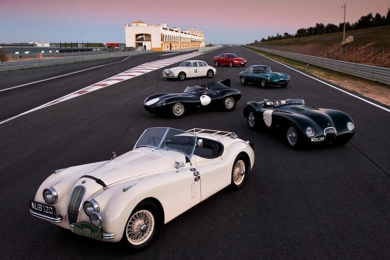 75 years of Jaguar