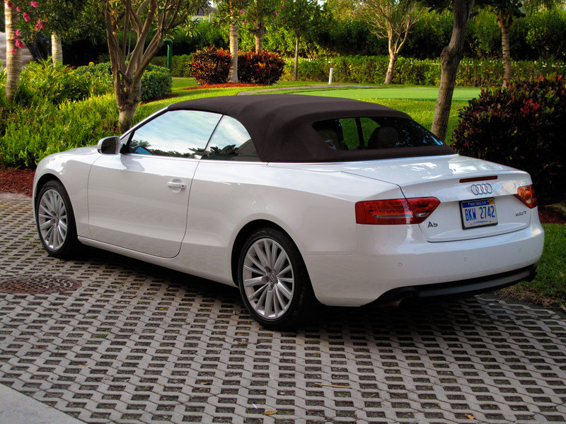 2010 Audi A5 Cabriolet Review Top Speed