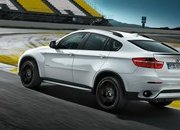 BMW X6 with Performance Aerodynamics Kit