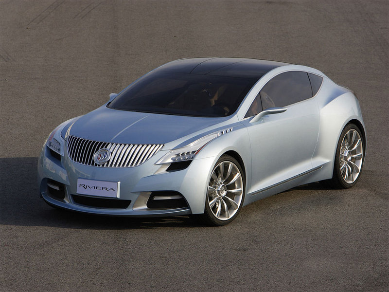 Buick prepares new flagship coupe