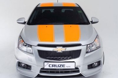 Can this be the Chevrolet Cruze SS?
