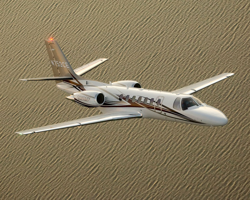 2008 - 2010 Cessna Citation Encore +