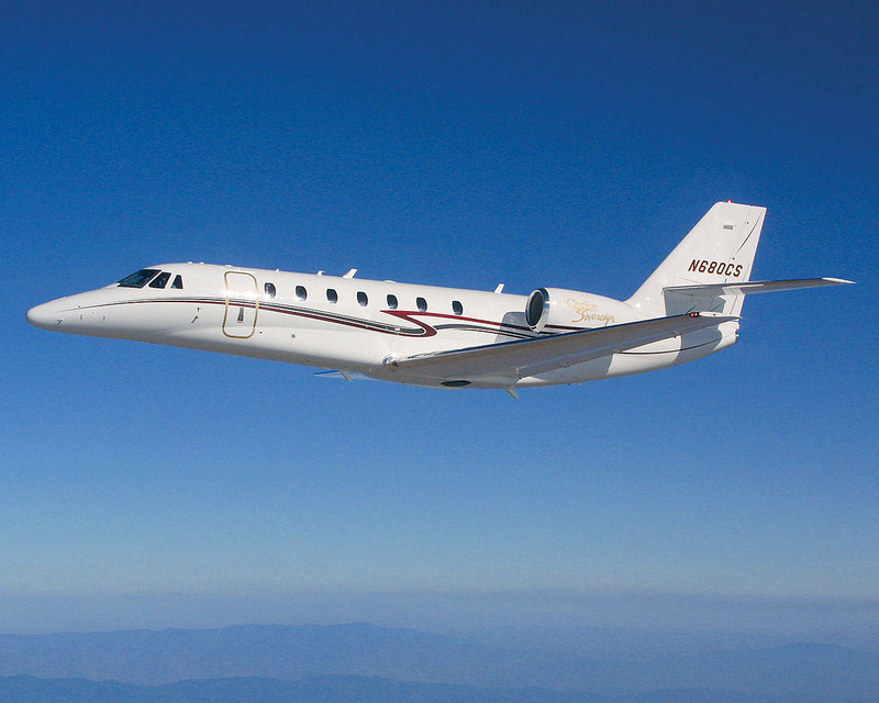 2004 - 2010 Cessna Citation Sovereign