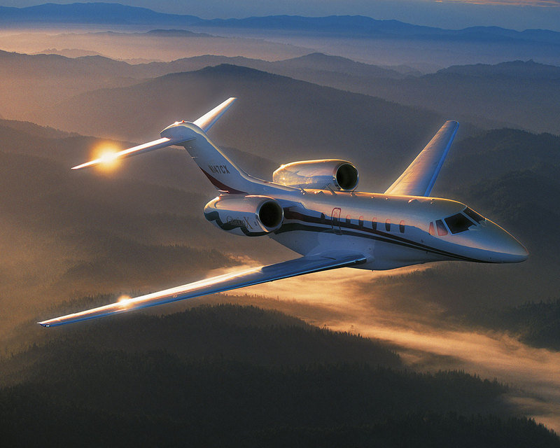 2009 - 2010 Cessna Citation X