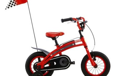 Ferrari CX 10 bicycle for children