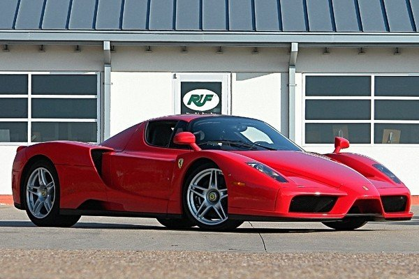 ferrari enzo finds its way on craigslist car news top speed. Black Bedroom Furniture Sets. Home Design Ideas