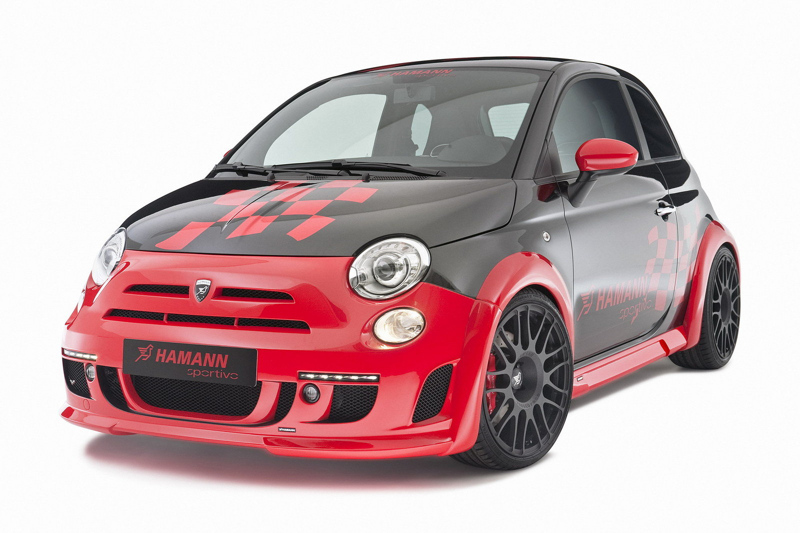 Fiat 500 Abarth And Abarth Esseesse By Hamann Review Top