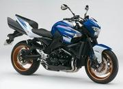 First look: 2010 Suzuki B-King gets attractive new color scheme - image 349731