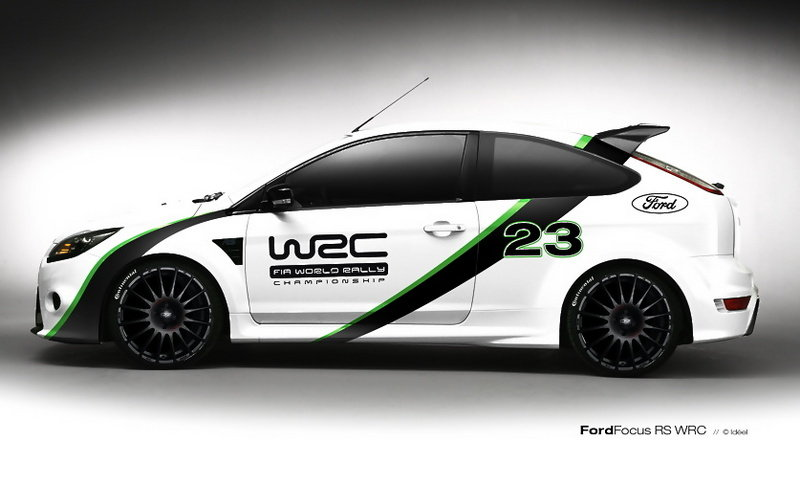 2010 Ford Focus RS WRC Edition