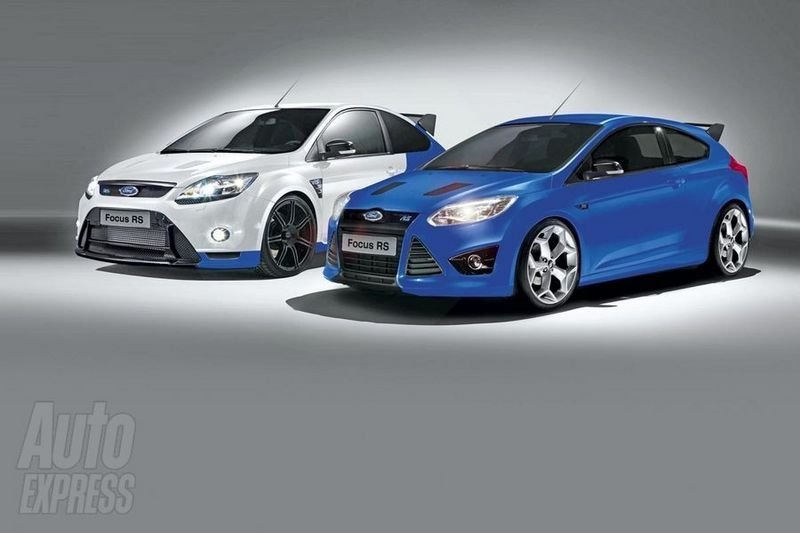 Ford is working on a Focus RS Clubsport as well as a new hybrid RS