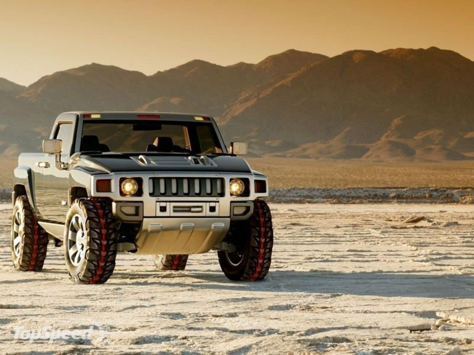 General Motors Not Yet Ready To Ax Hummer Takes A Look At