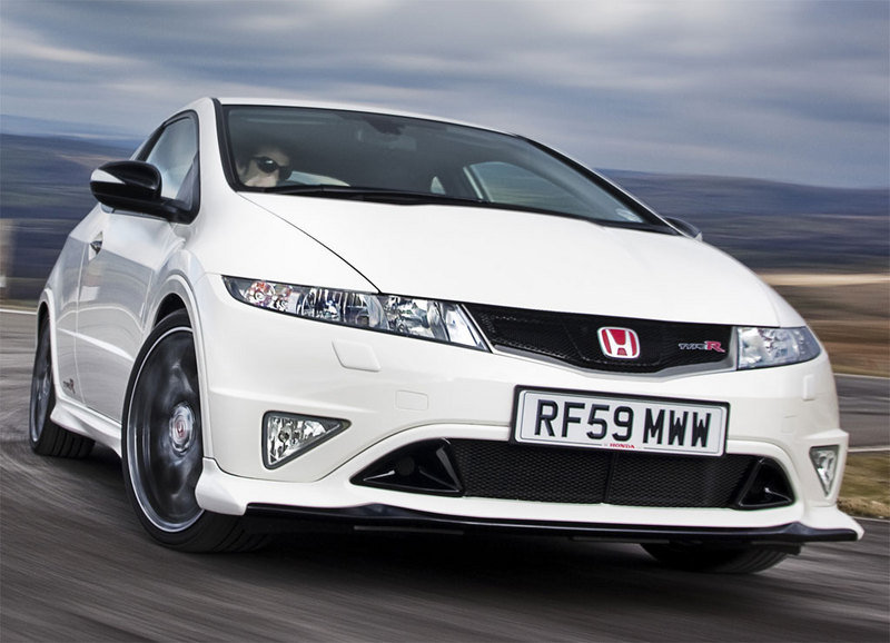2010 Honda Civic Type R Mugen 200