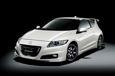Honda CR-Z Hybrid Coupe by Mugen