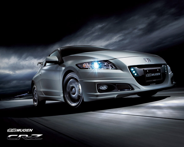 honda cr-z hybrid coupe by mugen picture
