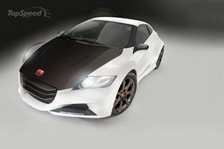 honda cr-z type r coming in 2011. After we have seen the Honda CR-Z at the