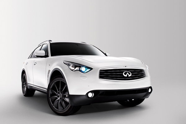 infiniti fx limited edition picture