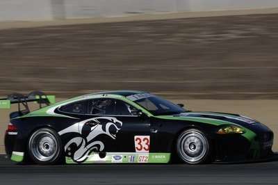 Jaguar Returns To Le Mans With The RSR XKR GT2 | Top Speed