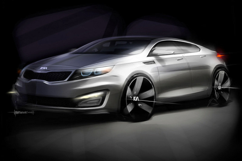 Kia Magentis to make debut at the New York Auto Show