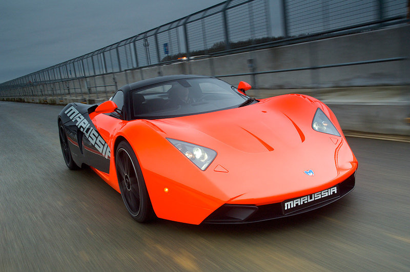 Marussia to unveil new SUV in April