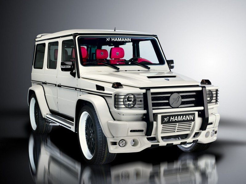 2010 mercedes benz amg g55 by hamann review top speed