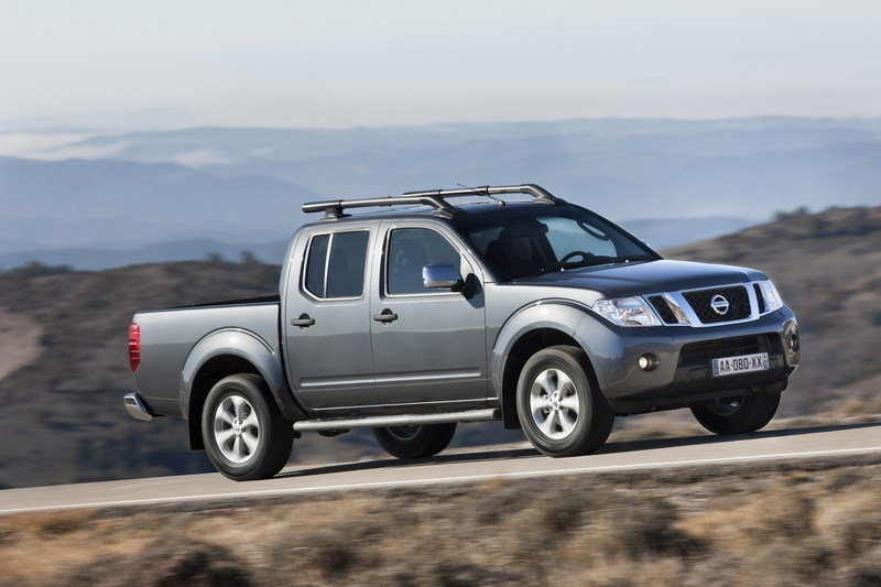 2011 Nissan Navara High Resolution Exterior - image 349748