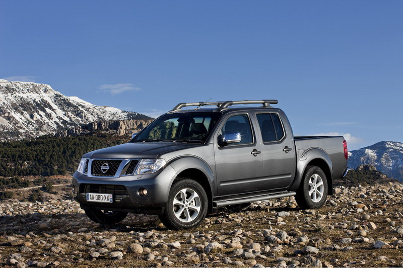 2011 Nissan Navara High Resolution Exterior - image 349742