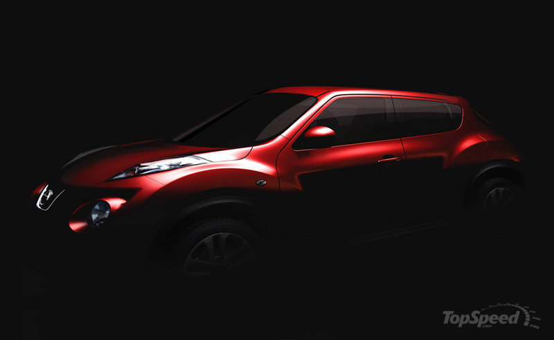 Official photos of the Nissan Juke to be released on Wednesday, February 10