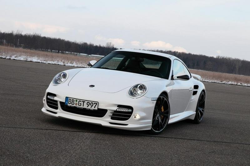 2010 Porsche 911 Turbo and Turbo S by TechArt