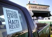 The GM Foundation sends relief to Haiti in the form of 30 Sierra pick up trucks - image 347396