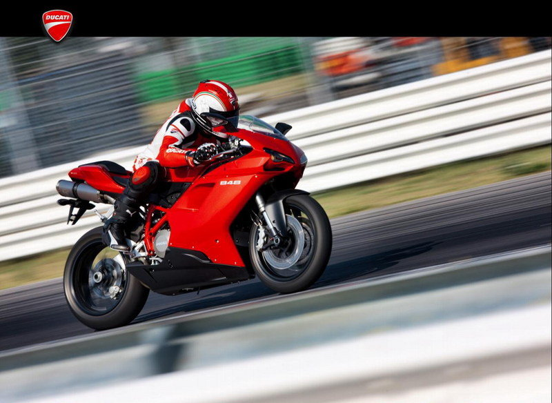 2010 Ducati 848 / Nicky Hayden Edition