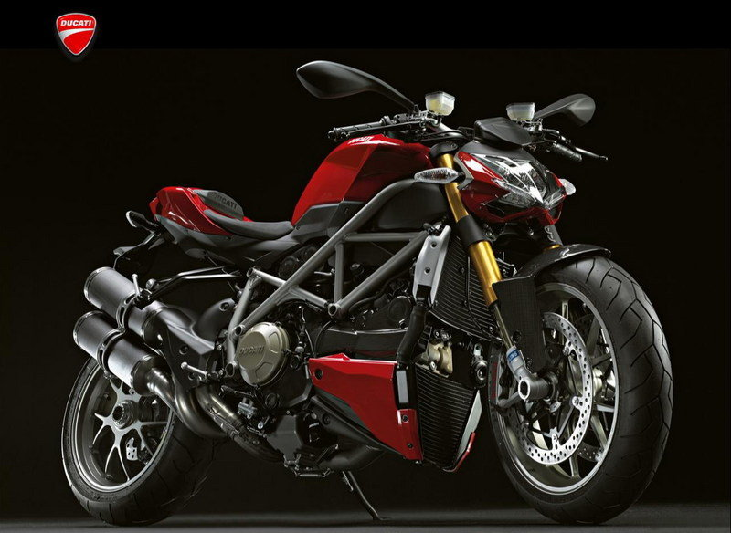 2010 Ducati Streetfighter/Streetfighter S