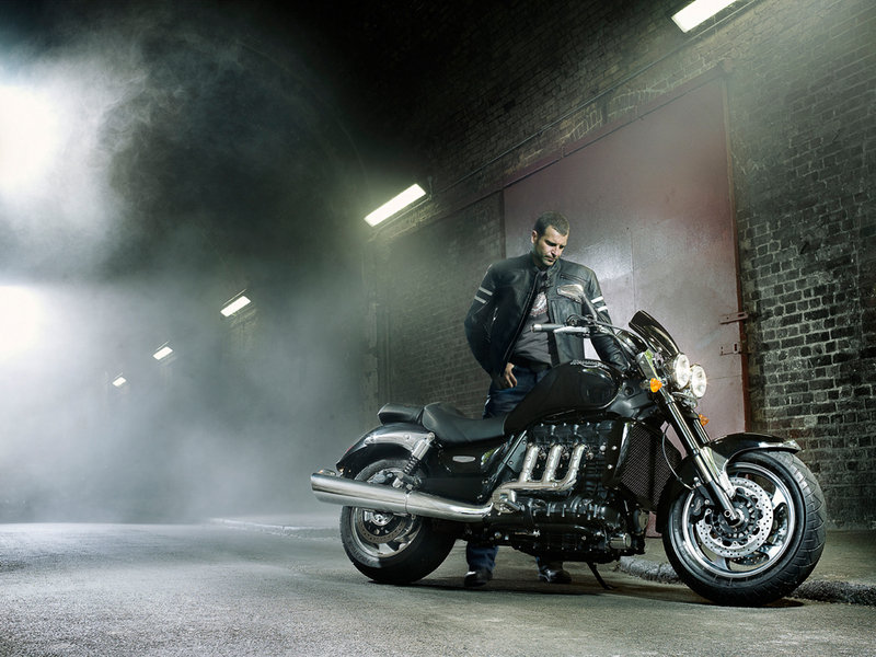 2010 Triumph Rocket III Roadster / Touring