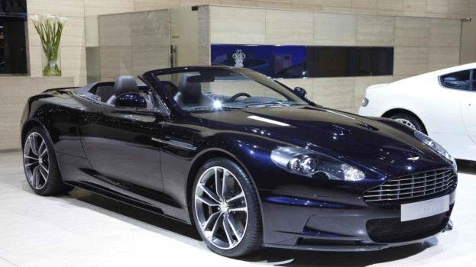 2010 Aston Martin DBS UB 2010 Limited Edition